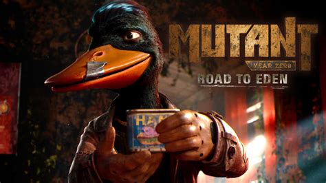 mutant year  road  eden  official gameplay