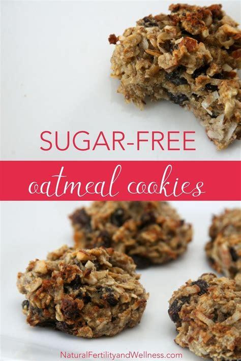 Dec 09, 2020 · how to make sugar free oatmeal cookies. Healthy oatmeal raisin cookies - no added sugar makes them guilt-free!   Recipe   Oatmeal raisin ...