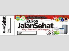 Download Contoh Desain Kupon Jalan Sehatcdr KARYAKU