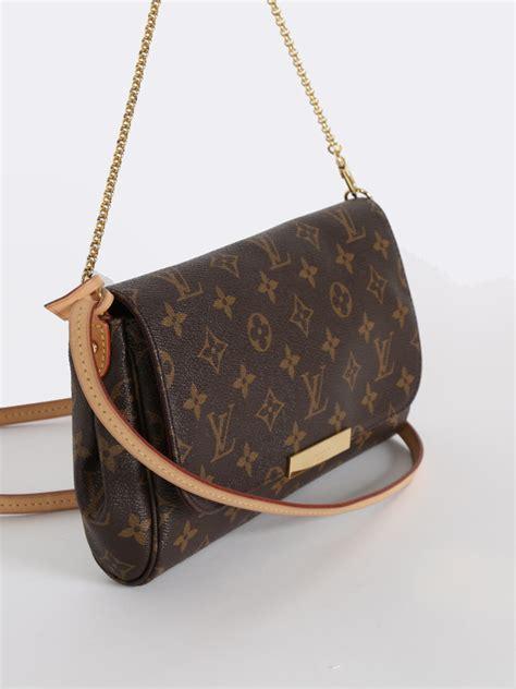 louis vuitton favorite mm monogram canvas luxury bags