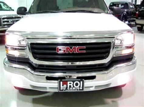 le de sel a vendre gmc 2500 hd duramax diesel slt 4x4 le roi du camion www leroiducamion a3217