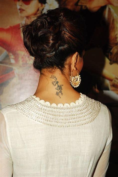 deepika padukone changing  rk tattoo  rs body