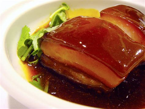 cuisine r馗up 東坡肉 紅豆食府 tender and 紅豆食府 shanghai shanghai sog flickr