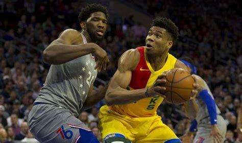 How to watch 76ers vs Bucks: NBA Christmas day live stream ...