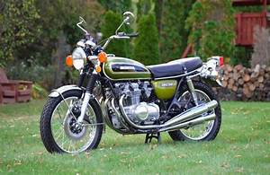 Restored  U2013 1975 Honda Cb550  U2013 Bike