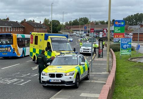 South Shields bus crash: Police confirm woman has died ...