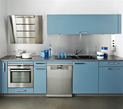 darty hotte de cuisine cuisine darty bleu avec hotte design photo 2 20