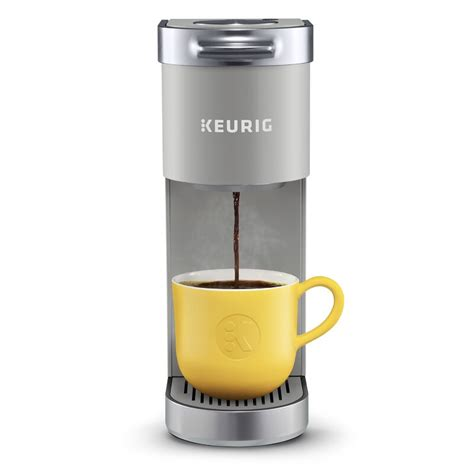 Buy today and get free shipping on orders over $35! Keurig K-Mini Plus, Single Serve K-Cup Pod Coffee Maker, 6 ...