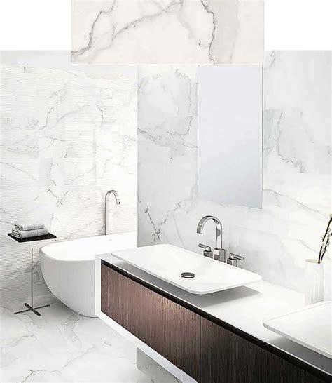 piastrelle sottili 3 mm bagno effetto marmo con i nuovi rivestimenti tante