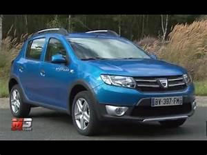 Defaut Dacia Sandero : dacia sandero e sandero stepway 2013 test drive youtube ~ Medecine-chirurgie-esthetiques.com Avis de Voitures