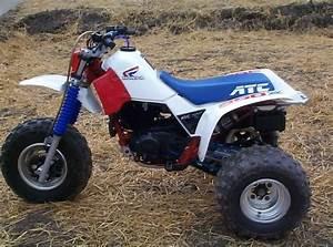 1985 Honda Atc - Page 1