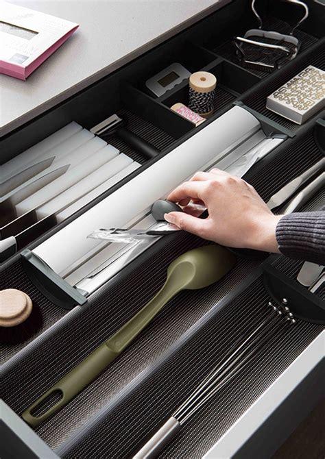organiseur tiroir cuisine amazing drouleur with organiseur tiroir cuisine