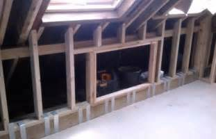 Suspended Ceiling Joist Hangers by Building A Loft Conversion Or Attic