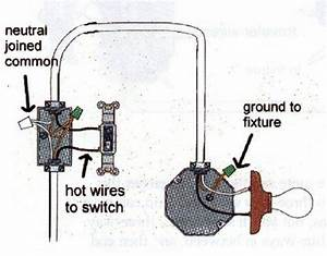 Wiring Diagram For Installing A Light Switch