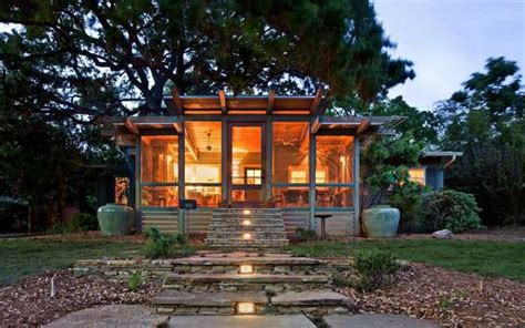 Wild For Wood: The House Of Life :  The 'tree House Porch' By John Grable
