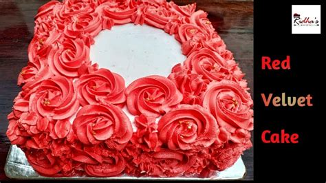 Homemade black forest cake recipe without oven in malayalam the. Red Velvet Cake Recipe without oven| സൂപ്പർ ടേസ്റ്റിൽ വെൽവെറ്റ് കേക്ക് ഉണ്ടാക്കാം | Malayalam ...