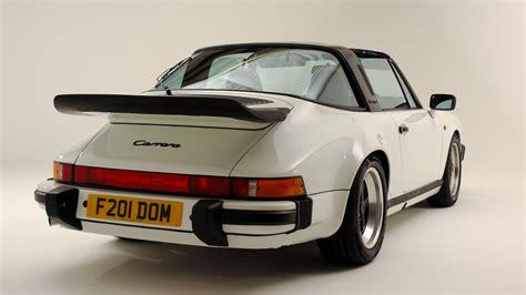 Porsche 911 Restored by Perfectly Restored Porsche 911 Targa Heads To Auction