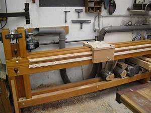 Thread milling on a wood lathe - by tuoh @ LumberJocks