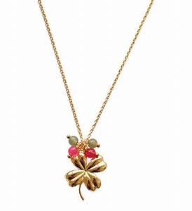 collier trefle les jumelles bijoux fantaisie createur With bijoux fantaisie en ligne