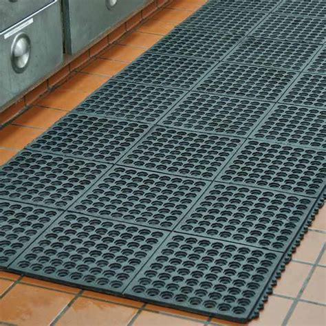 dura chef interlock rubber kitchen mats
