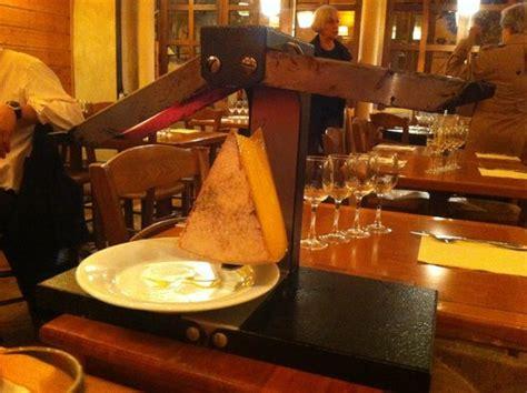 raclette beginning to melt photo de le chalet de neuilly neuilly sur seine tripadvisor