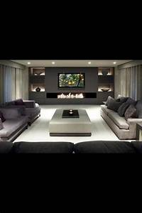 1000+ ideas about Basement Entertainment Center on