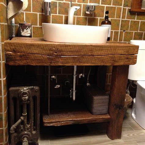 Rustic Bathroom Vanity Plans by Finest Rustic Bathroom Vanity Plans D 233 Cor Bathroom