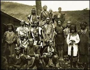 Taiwan aboriginal people. Bunun tribe. c. 1900. | ABORJİN ...