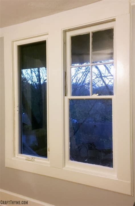 vinyl replacement windows installation story craft thyme