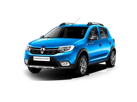 2019 Renault Sandero by 2019 Renault Sandero Sandero 900t Stepway Plus Hatchback