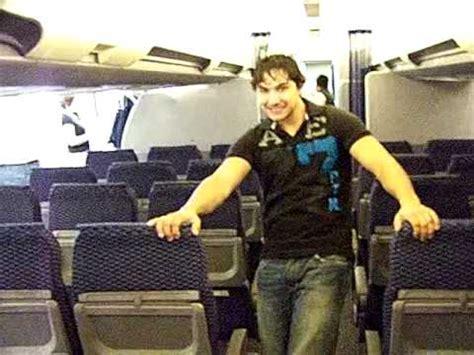continental airlines flight attendants training mock