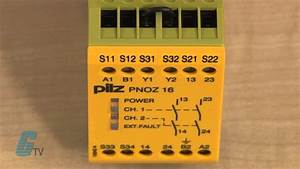 Pilz Pnoz X Safety Relays