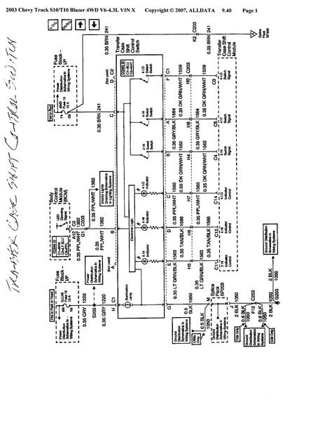 94 Chevy 1500 Transfer Wiring Diagram by 2000 Chevy Transfer Wiring Diagram Wiring Library