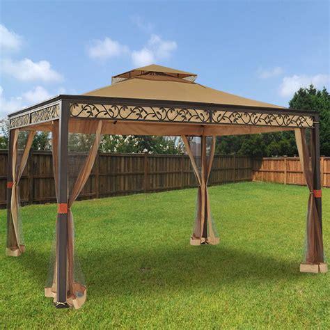 garden winds gazebo garden winds replacement canopy bestsciaticatreatments