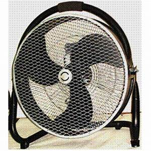 20 U0026quot  Aloha Flowpro High Velocity Floor Fan