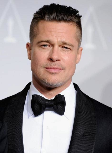 Brad Pitt Height, Weight, Measurements, Net Worth, Salary