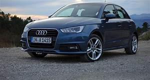 Essai Audi A1 : essai audi a1 sportback 1 0 tfsi 95 ch ~ Medecine-chirurgie-esthetiques.com Avis de Voitures