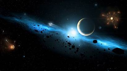 4k Space Wallpapers Desktop Mobile Asteroid Background