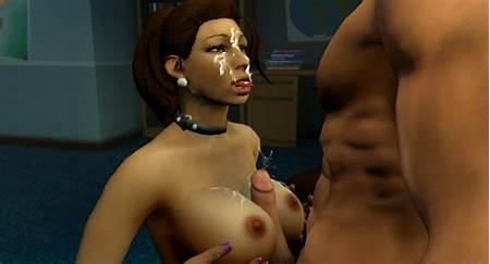 Flashing Teen Nude
