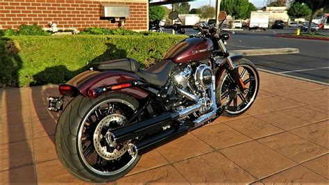 2018 Harley-davidson Softail Breakout (fxbr)│full Review