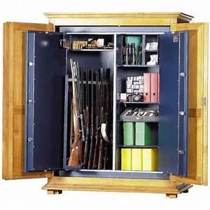 Armoire Forte Fusil : coffre fort pour 17 fusils et munitions serrure cl et ~ Edinachiropracticcenter.com Idées de Décoration