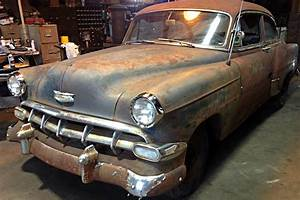Solid Potential  1954 Chevrolet Bel Air