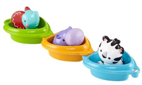 Fisher Price Bath Toy Boat by Fisher Price Scoop N Link Bath Boats Toy Walmart Ca