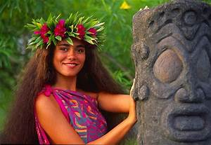 Polynesian People Of Tahiti Pictures to Pin on Pinterest ...