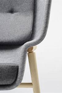 Pod PET Felt chair