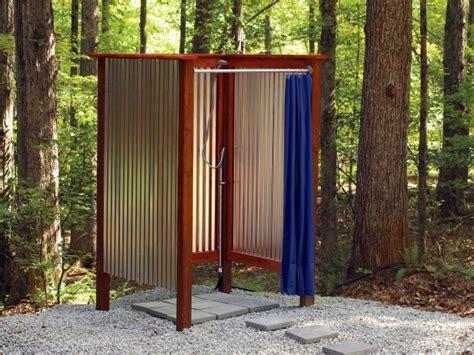 Outdoor Shower Design Ideas & Pictures Hgtv