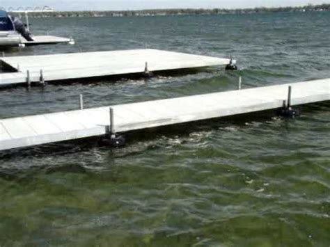 Boat Dock Bumpers Youtube by Floating Dock Bumpers For Superior Watercraft Protection
