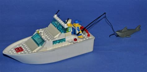 Fishing Boat Jobs Reddit by Gave My Son A Lego Boat For Christmas The Accompanying