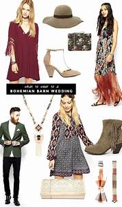 what to wear for guests attending a fall wedding barn With dresses to wear to a barn wedding