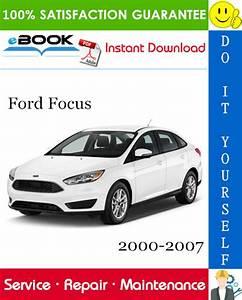 Ford Focus Service Repair Manual 2000